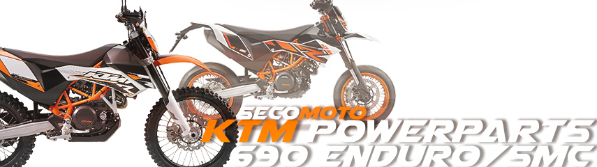 KTM 690 ENDURO/SMC