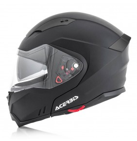Casco Modular Acerbis BOX G-348 Black 2017