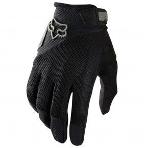 Guantes Fox Reflex Gel Black