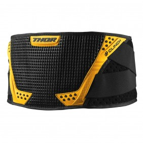 Faja Thor Clinch Belt Black / Yellow