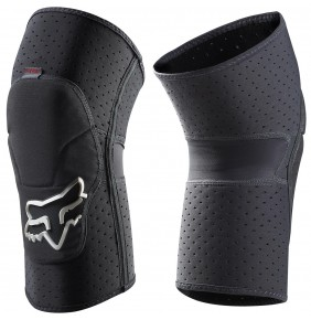 Rodilleras Fox Launch Enduro Knee Pad Grey
