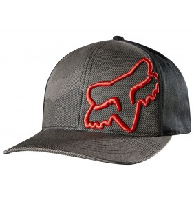 Gorra Fox Disaster Flexfit Graphite