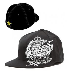 Gorra Alpinestars Rockstar Jorge Lorenzo Prestige 210 Black