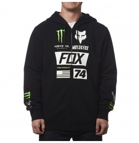 Sudadera Fox Monster Union Zip Limited Edition