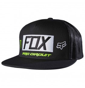 Gorra Fox Monster Paddock SB Limited Edition