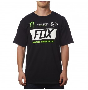 Camiseta Fox Monster Paddock Limited Edition