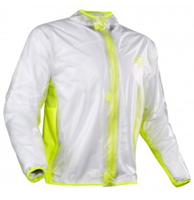 Chaqueta de Lluvia FOX MX Fluid Yellow
