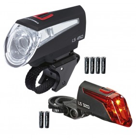Kit de Luces Trelock LS450 / LS320