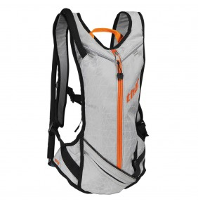 Mochila Thor Hydrobag S6 Vapor 2 L Cement / Red Orange