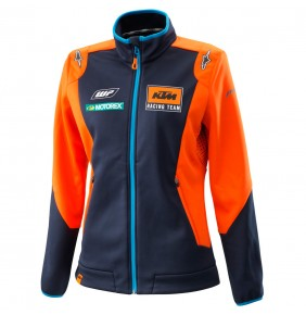 Softshell Chica KTM Alpinestars Replica Team 2018