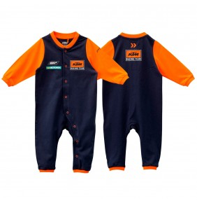 Body Bebé Largo KTM Replica Team Romper Suit
