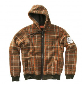 Chaqueta KTM Fake Fur Fleece Jacket