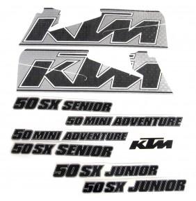 Adhesivos KTM 50 Mini 2000
