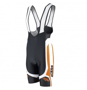 Culotte KTM Factory Line White / Orange
