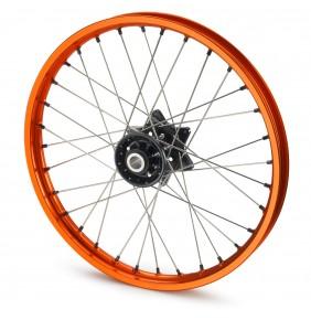 """Rueda Delantera KTM Factory Naranja 1,6 x 21"""""""