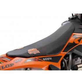 Funda de Asiento Factory KTM EXC 2012-2016 / SX 2011-2015
