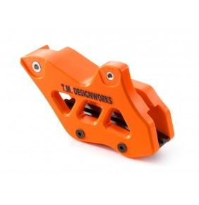 Guia Cadena KTM Naranja T.M. DESIGNWORKS