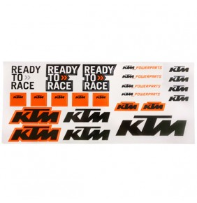 Adhesivos KTM Sticker Bow Kit