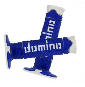 Juego de Puños Domino Doble Compuesto Azul / Blanco DSH