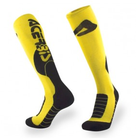 Calcetines Acerbis MX Pro Teflón Black / Yellow
