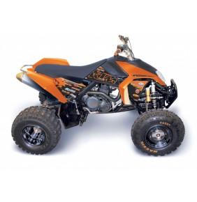 Kit Adhesivos KTM Factory ATV / Quad