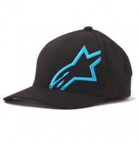 Gorra Alpinestars Corp Shift Black / Blue