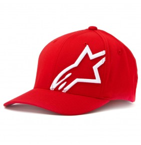 Gorra Alpinestars Corp Shift Red / White