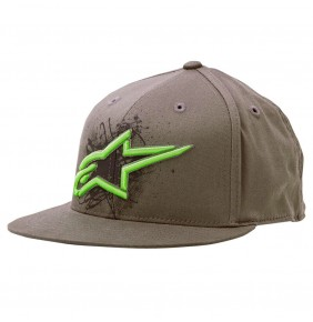 Gorra Alpinestars Scribble Charcoal