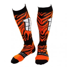Calcetines Axo Off Road Evo Naranjas