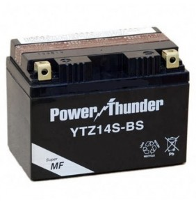 Batería Power Thunder YTZ14S-BS