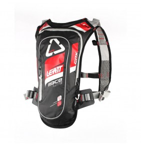Camelback Leatt Hydration Pack GPX Race HF 2.0 Red / Black
