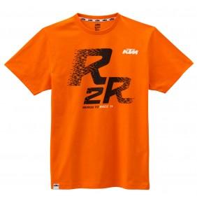 Camiseta KTM R2R Tee Orange