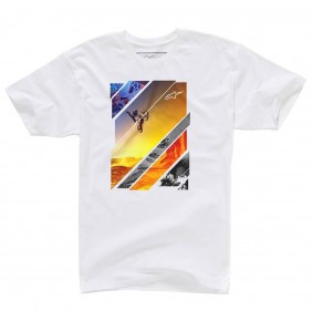 Camiseta Alpinestars Solaris White