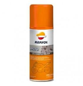 Limpiador Abrillantador Repsol Moto Cleaner & Polish