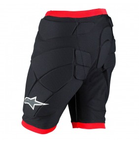 Culotte Alpinestars Comp Pro Black Red