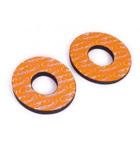 Juego de Espumas FMF para Puños Color Naranja