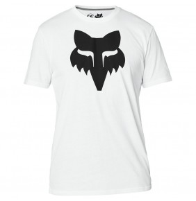 Camiseta Fox & SEE SEE Airline White Limited Edition