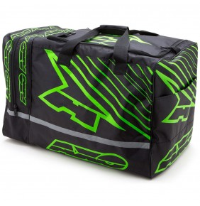 Bolsa Axo Weekender Gear Bag Black Green