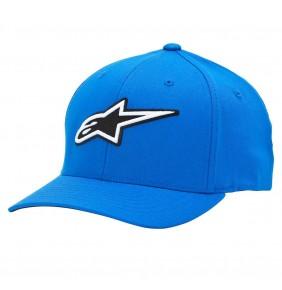 Gorra Alpinestars Corporate Flexfit Blue