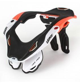 Collarín Adulto Leatt GPX 5.5 Orange White Black