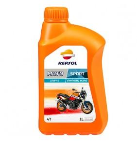 Aceite Repsol Moto Sport Semi Sintético 10W-40 1L