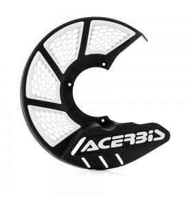 Protector Disco Delantero Acerbis X-Brake 2.0 Vented Negro / Blanco