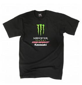 Camiseta Monster Pro Circuit Team Tee Black