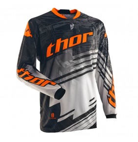 Camiseta Niño Thor Youth Phase Swipe Orange
