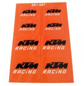 Juego de Adhesivos KTM para Buje