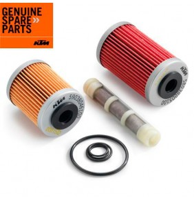 Kit de Filtros de Aceite KTM ATV 450/525 XC