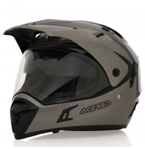 Casco Acerbis Active Grey