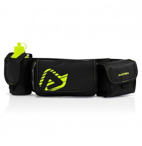 Riñonera Acerbis Profile Black Yellow Fluo