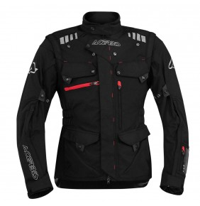 Cazadora Acerbis Adventure Jacket Black