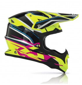 Casco Acerbis Impact 2016 Black Yellow